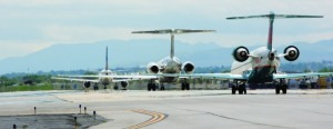 aviones aeropuerto
