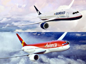 Boeing, Aeromexico, ILFC Announce Deal for 787 Dreamliners