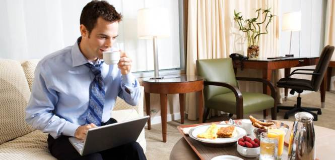 WiFi en Hotel