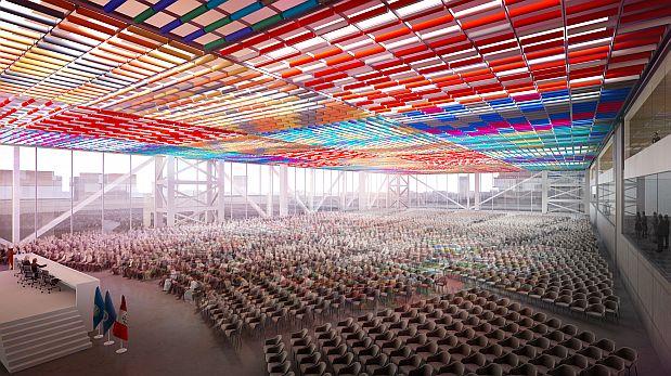Centro de Convenciones Lima