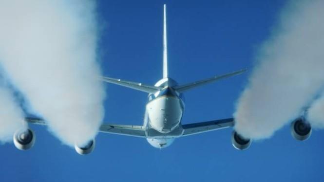 Combustible Ecologico aviones
