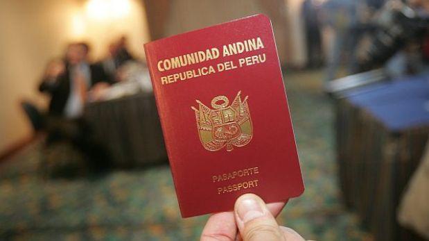 Pasaporte Electrónico precio