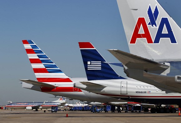 Aerolineas estadounidenses