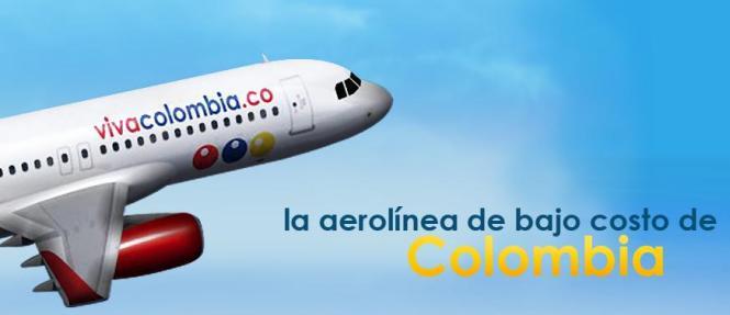 VivaColombia Aerolínea