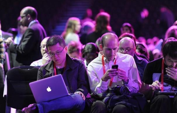 tecnologia en eventos
