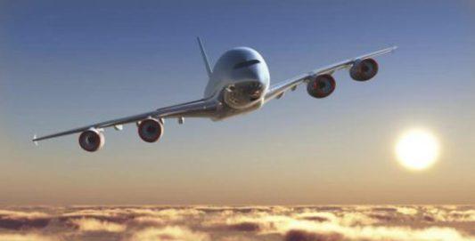 Avión Superifice Limpieza