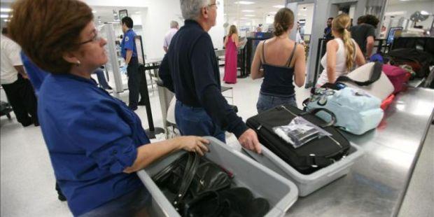 equipaje de mano computadoras