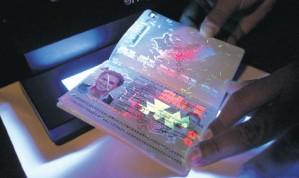 Pasaporte Peruano Electronico