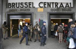 Atentado en Bruselas