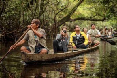 Selva de Perú destino de lujo