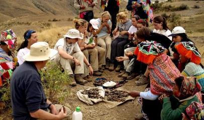 Turismo sostenible en Peru