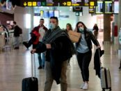Aerolineas perderian 113 mil millones dolares por coronavirus