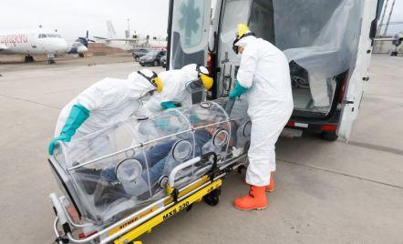 hospital movil aeropuerto jorge chavez covid-19