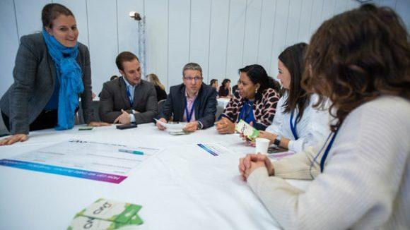 sostenibilidad en viajes de negocios